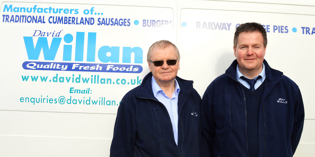 David Willan and Stephen Willan